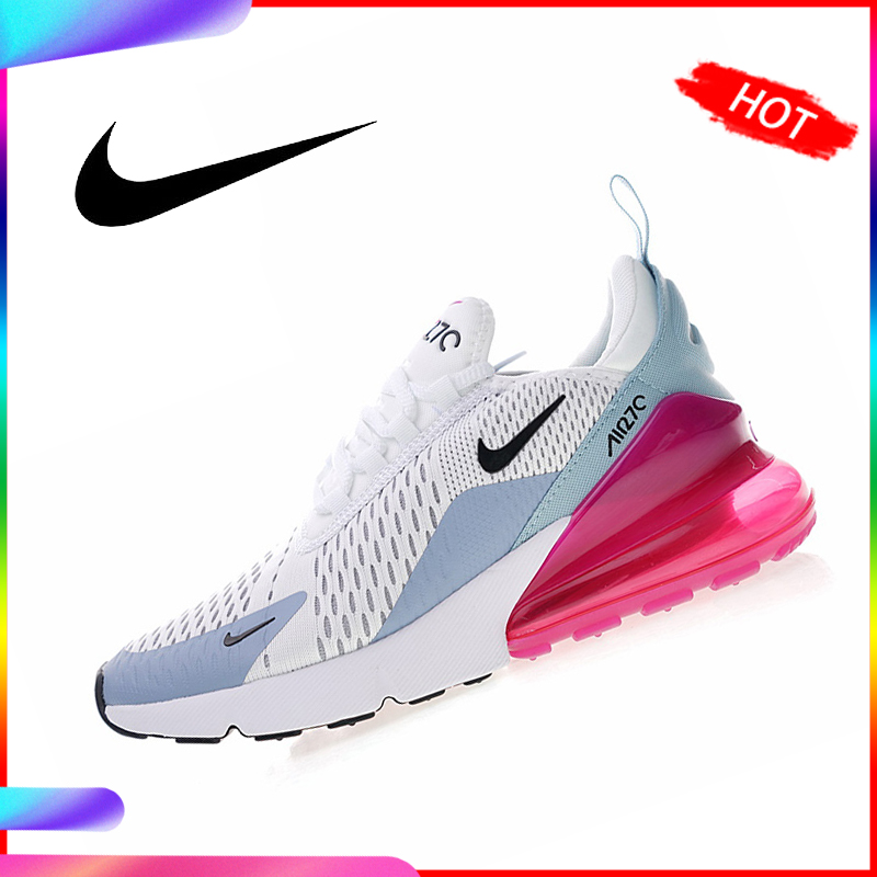 Original Authentic NIKE Air Max 270 Women's Running Shoes Sport Outdoor Sneakers Comfortable Breathable 2018 New Arrival AH6789