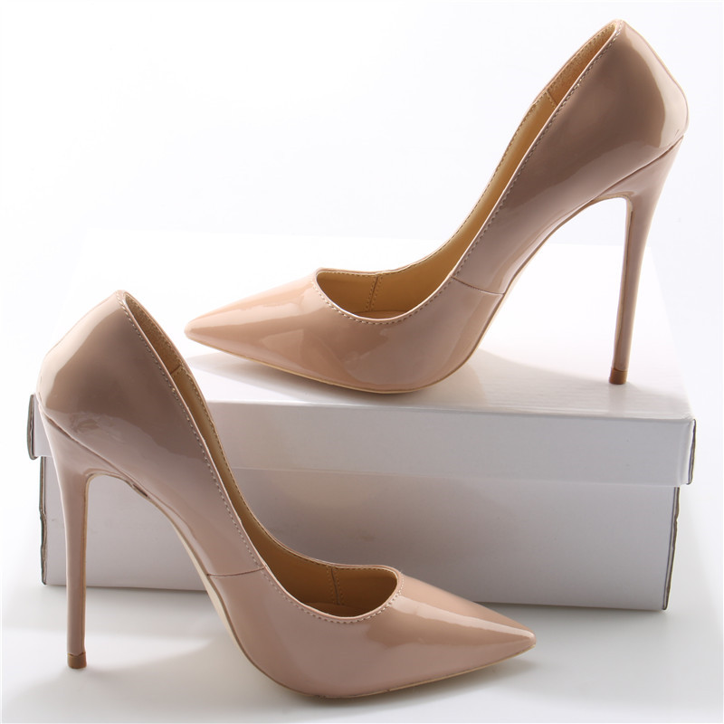 Pink Nude Heels