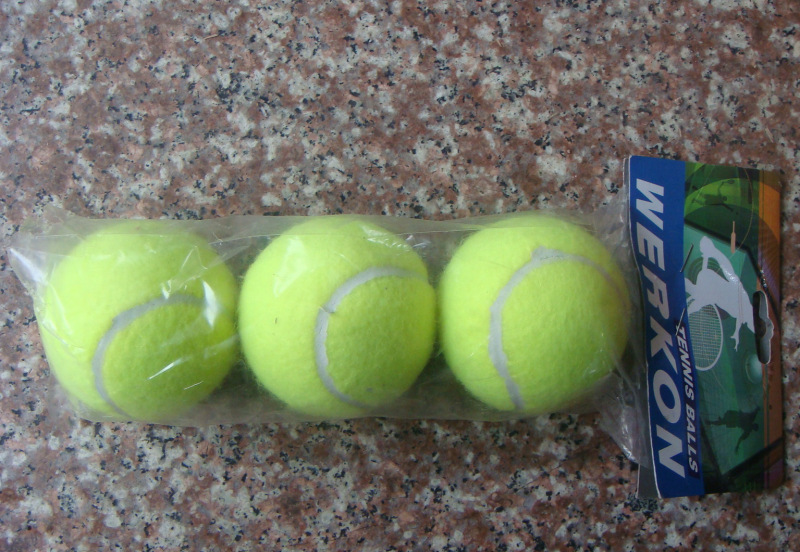 Genuine Product Special Offer Tennis Training Tennis Sparring Ball Import Wool Game Qiu Nei Dan Pressure Foot