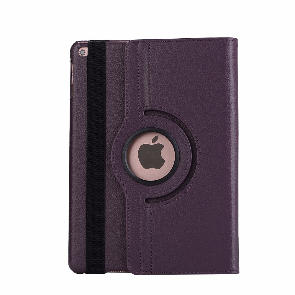 Leather 2020 Case Stand 360 Degree Rotating Cover iPad 7th 2019 8th For Flip PU 10.2