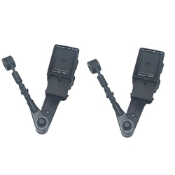 LR020157 LR020156 Left Front + Right Front Headlight Level Sensor Height Sensor Suitable for Land Rover LR3 Discovery