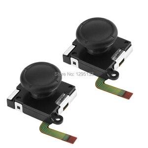 Image 4 - Модуль датчика для Nintendo Switch Joy Con, 3D аналоговый сенсорный модуль для замены Металлической пряжки замка, запасные части для Nintendo switch