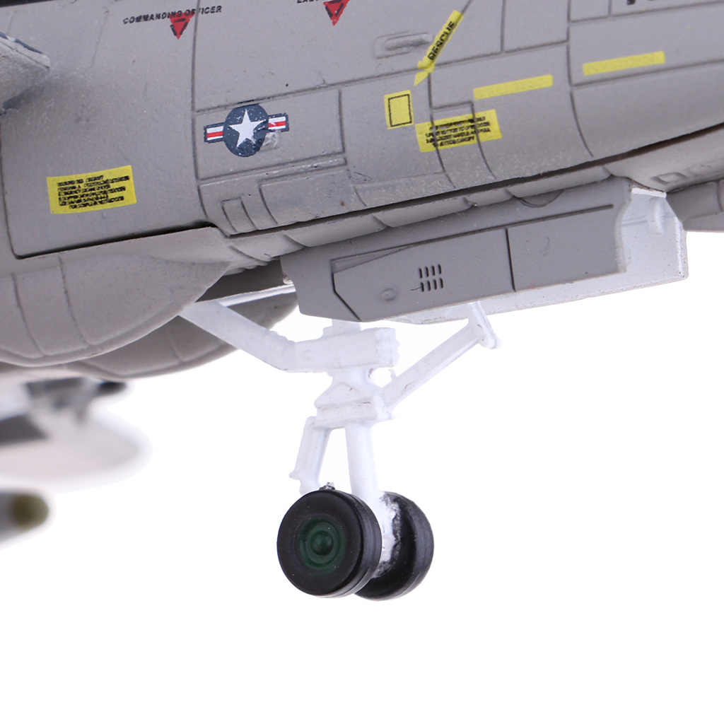 Airplane <font><b>Model</b></font> <font><b>3D</b></font> <font><b>Metal</b></font> Kit F-14 Boys Toys Aircraft for Gift or Decoration image