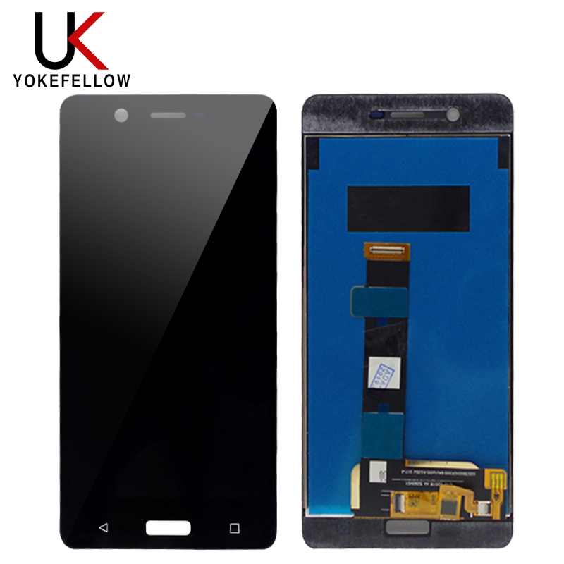 100% Tested LCD Display For Nokia 5 TA-1024 TA-1027 TA-1044 TA-1053 LCD Display With Touch Screen Assembly