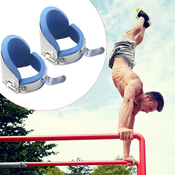 1 Pair Thick Training Health Anti Gravity Gym Physio Spine Posture Bone Growth Hanging Boots Inversion Therapy Fitness Sports