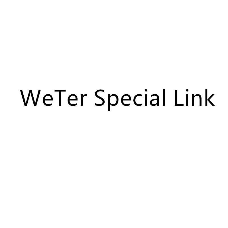WeTer Special Link