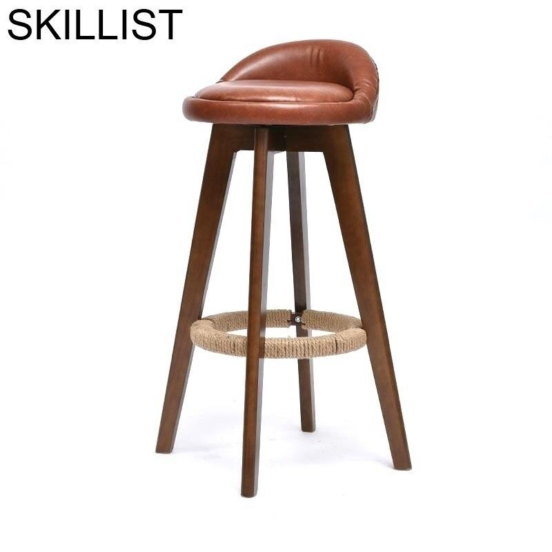 Taburete Stoelen Kruk Bancos Moderno Fauteuil Para Barra Sandalyesi Barstool Cadir Cadeira Tabouret De Moderne Silla Bar Chair
