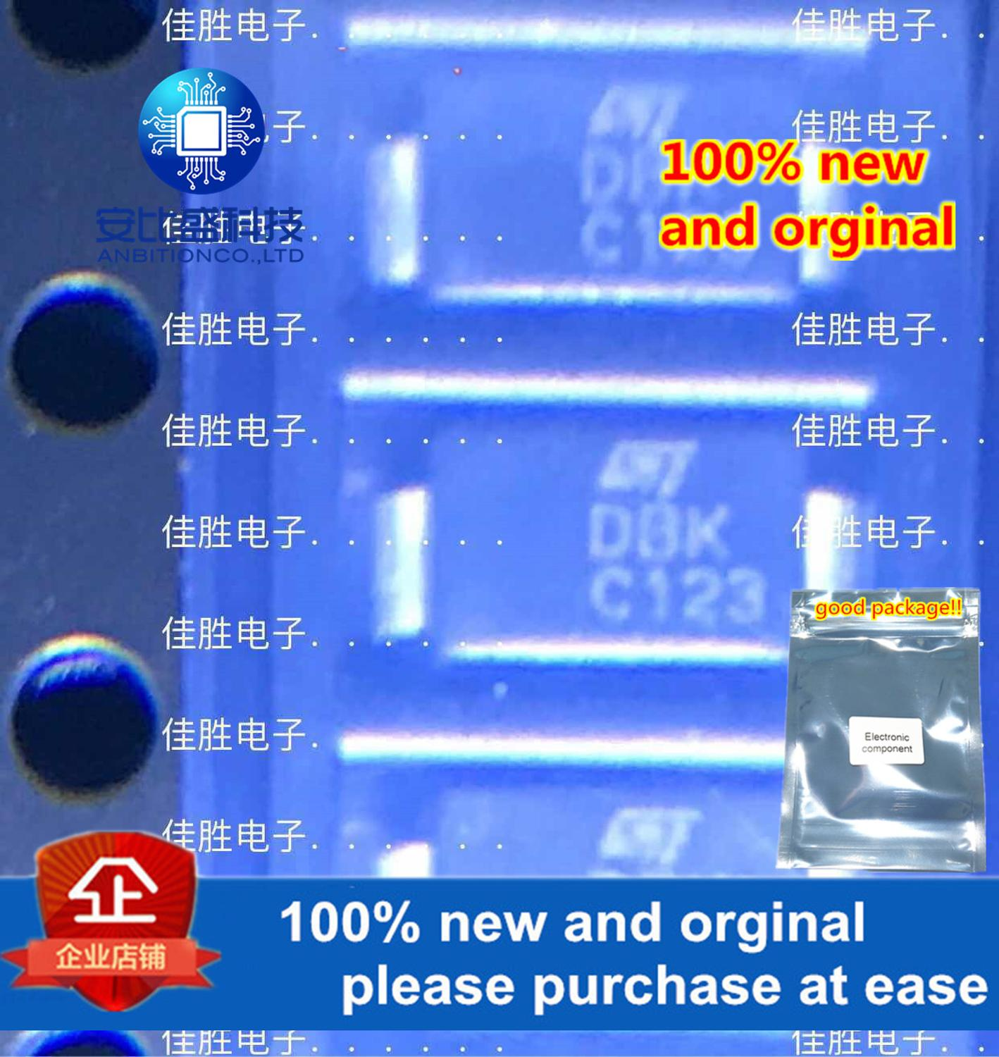 50pcs 100% New And Orginal SMAJ12CA DO214AC Silk-screen DBK In Stock