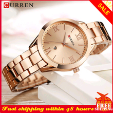 Womens Watches Bracelet Clock Quartz Stainless-Steel Female Top-Brand Fashion Ladies
