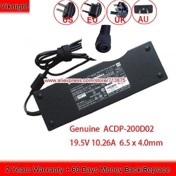 Genuine 19.5V 10.26A ACDP-200D02 KD-49XE9005 Adapter for SONY KD-55X900E KD-65SD8505 LCD KD-65SD8505 XBR-55X900E TV kd group каталка интерактивный хамелеон