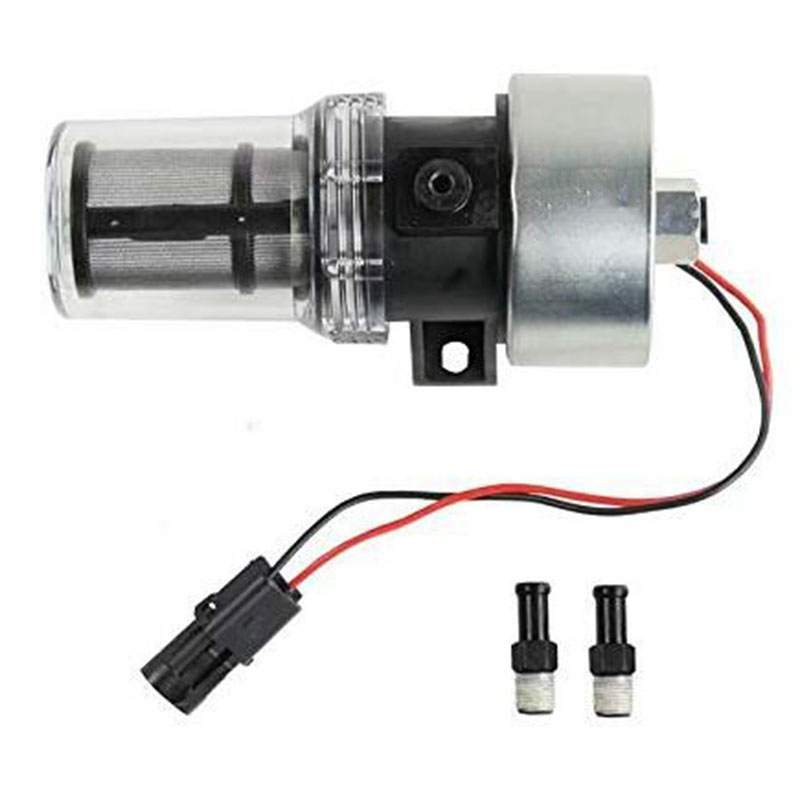Filter Fuel Pump for Thermo King MD/KD/RD/TS/URD/XDS/TD/LND Replace Carrier Fuel Pump 30 01108 03 300110803 417059 30 01108 01SV|  - title=
