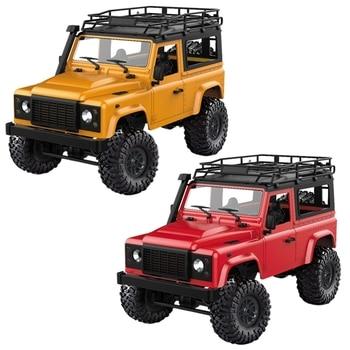 1Set 2 Typ Modell D90 Maßstab 112 Rc Crawler Auto 2,4G 4Wd Fernbedienung Lkw Spielzeug Unmontiert Kit defender Pickup
