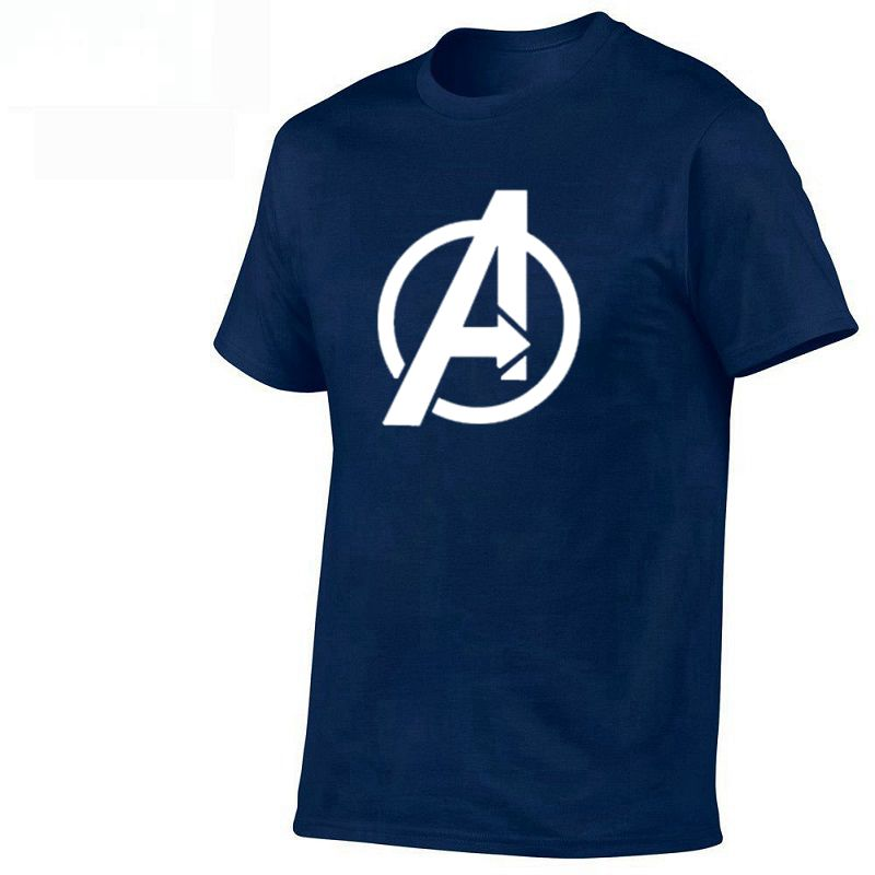 New Avengers: Endgame T Shirt Avengers 4 Infinity War Quantum suit T-shirt Hero Cosplay Cotton Tops Tees