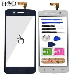 Ekran dotykowy dla Prestigio Multiphone 8500 Duo PAP8500 ekran dotykowy szkło przednie czujnik ekranu dotykowego panel digitizera narzędzia 3M klej