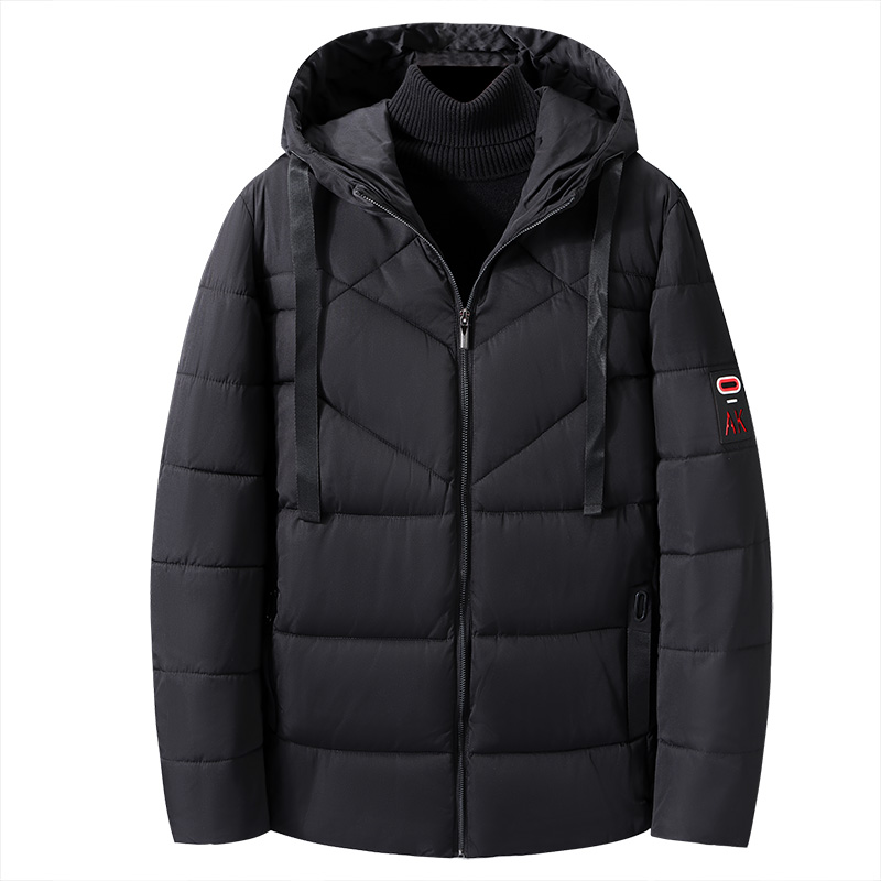 2019 New Arrival Fashion Super Large Cotton Padded Clothes Men Winter Warm Thick Jackets Casual Plus Size 4XL5XL <font><b>6XL</b></font> <font><b>7XL</b></font> <font><b>8XL</b></font> 9XL image