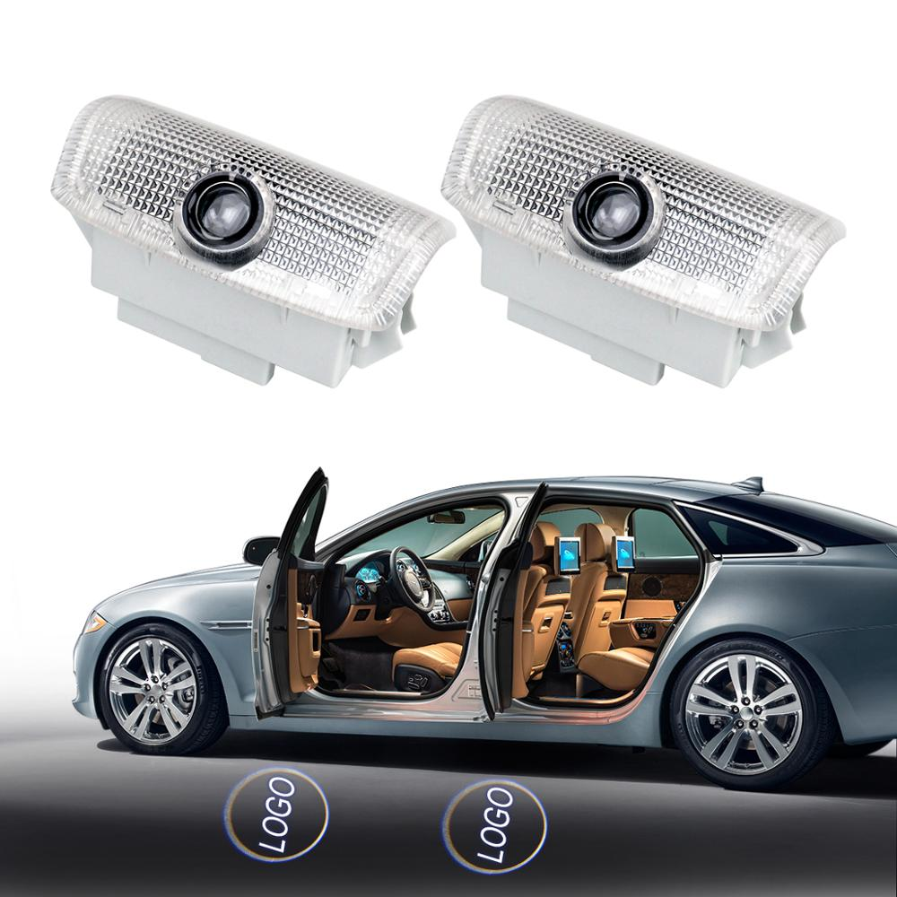 1 10Set Welcome Light For Infiniti Q50 Q70 Q60 QX50 QX70 QX80 FX G M EX Series Car Door Light Logo Projector Atmosphere Lamp in Signal Lamp from Automobiles Motorcycles