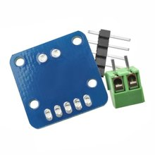 MAX31855 K Type Thermocouple Breakout Board Readable Temperature Sensor Module For Arduino -200 to 1350 Out L admp401 mems microphone breakout module board for arduino universal 1 3cm 1cm