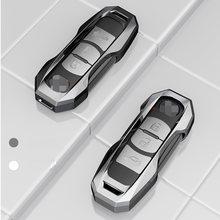 Чехол из цинкового сплава для автомобильного ключа дистанционного