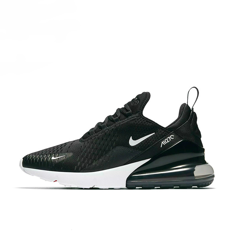 Original Authentic Nike Air Max 270 Men's Running Shoes Outdoor Sport  Breathable Shock Absorbing Sneakers AH8050-002