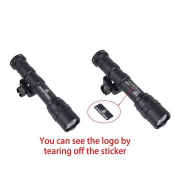 Tactical SF M600 M600B Weapon Gun light Lanterna Airsoft Rifle arma Flashlight Pistol Scout Light Torch  Hunting Pictinny Rail 3