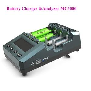 Skyrc MC3000 Universal Battery Charger Analyzer for NIMH NICD NIZN Eneloop Lithium ion Lifepo4 LTO RAM Batteries(China)