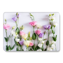 цена на Case for Macbook Pro 16 2019 A2141 Floral Matte Clear Hard Creative Cover for Apple A2141 Laptop Case for Mac book Pro 16 inch