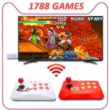 Video game player hd gamedrive com 1788 clássico jogo retro console de jogos de tv sem fio arcade video game console