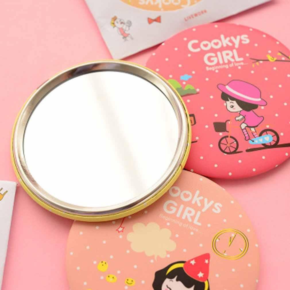 Mini miroir Compact en vrac rond maquillage verre miroir pour sac à main grand cadeau 2.5 pouces cadeau pour les femmes filles