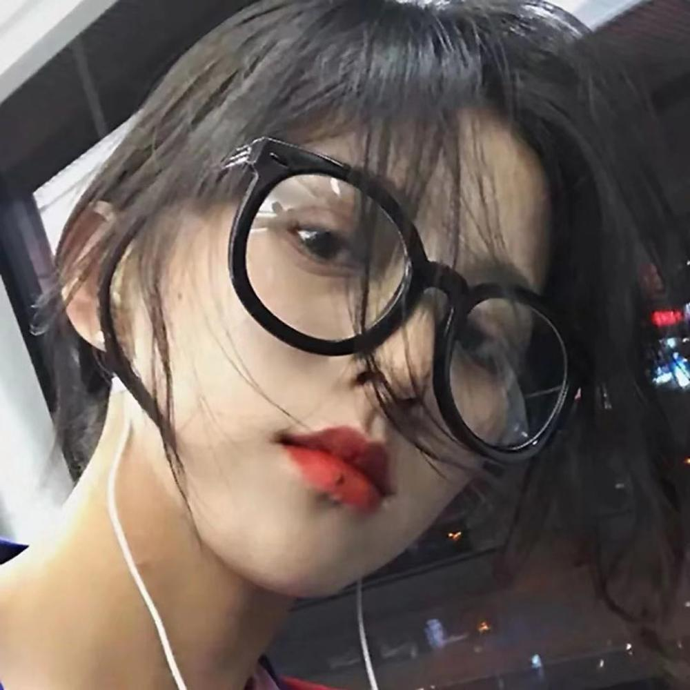 Women Reading Glasses Myopia Glasses Fashion Round Frame Eyeglasses Men Arrow Sign Optical  Eyewear Diopter -1 To -6