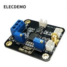 Ad637 módulo de detecção rms módulo de detecção de tensão de pico módulo de saída dc tensão com função de filtro de baixa passagem placa demonstração