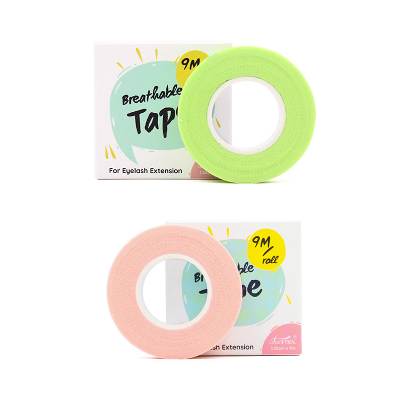 Eyelash Extension Under Eye Pad Lint Free Medical Tape Breathable Sensitive Resistant  Japanese Grafted Eyelash Patches