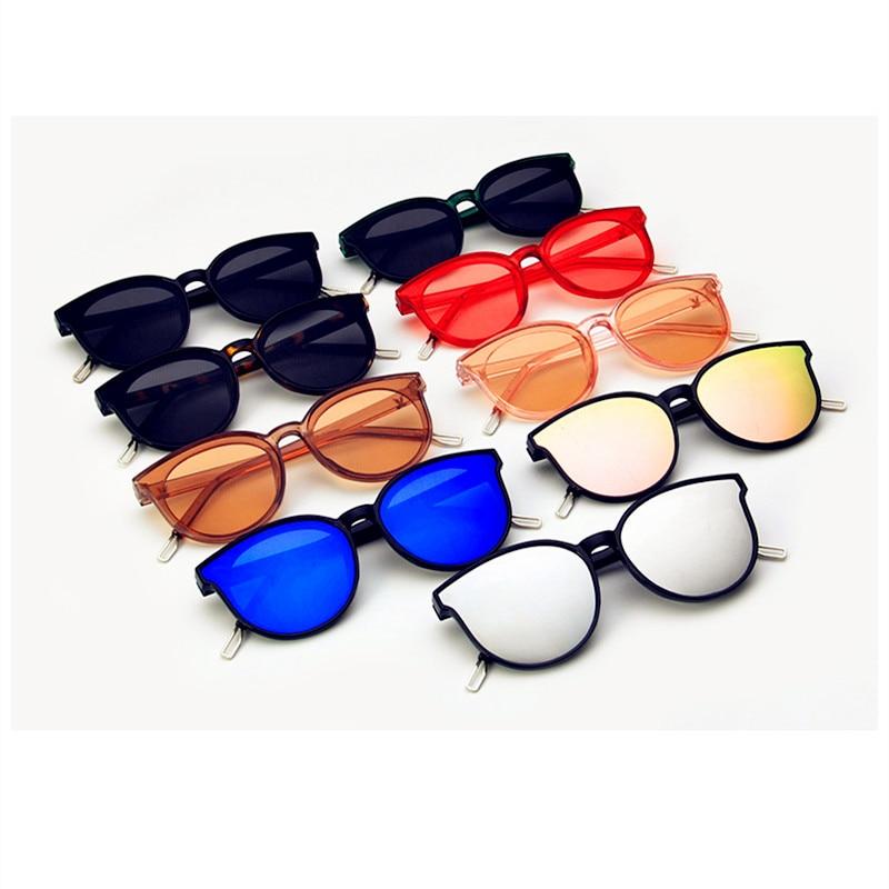 New Sunglasses Oculos Reflective Vintage Women Driving-Mirrors Lentes-De-Sol For Flat-Lens