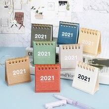 Desk-Calendar Daily-Schedule-Planner Portable New Mini Constellation-Series Twelve