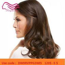 Tsingtaowigs, изготовленный на заказ Европейский девственный Кошерный парик из волос Лучшие парики Sheitels