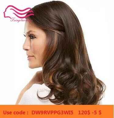 Tsingtaowigs, wykonane na zamówienie naturalne włosy europejskiej koszerna peruka najlepsze Sheitels peruki darmowa wysyłka