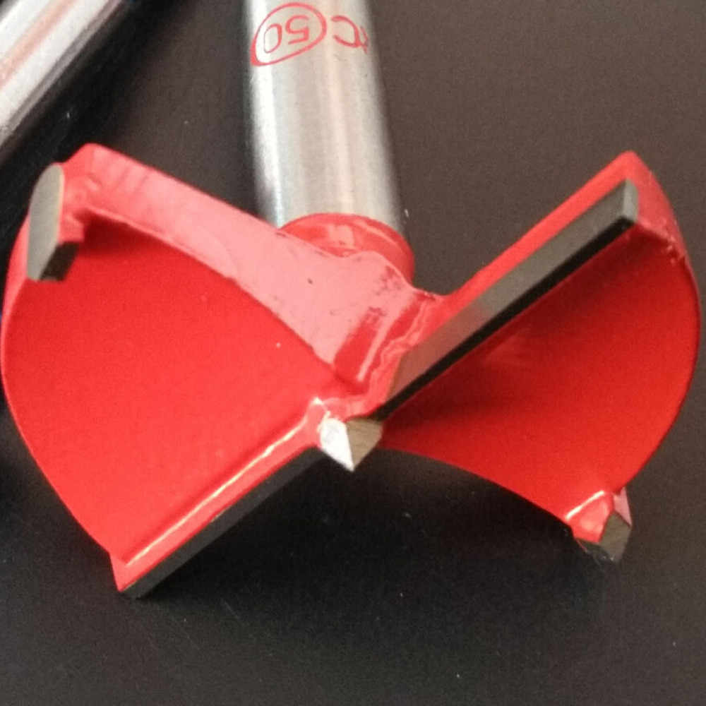 1 sztuka średnica 16mm 20mm 25mm regulowane wiertła z węglika piła do obróbki drewna dla elektronarzędzi wiertła forstnera FDH