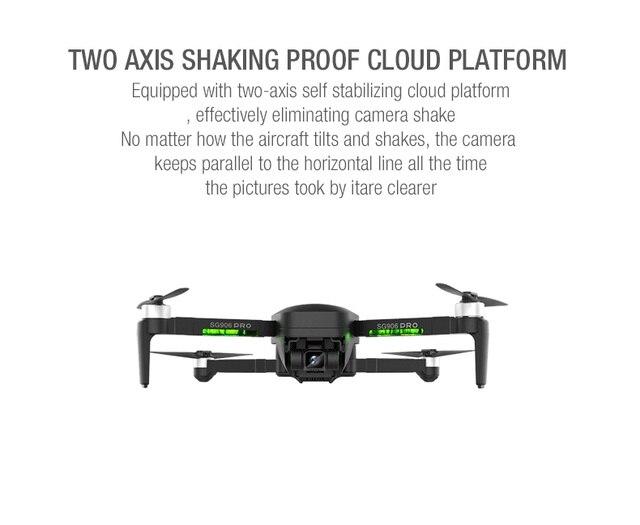 SG906 Pro GPS Drone with Wifi FPV 4K HD Camera 3