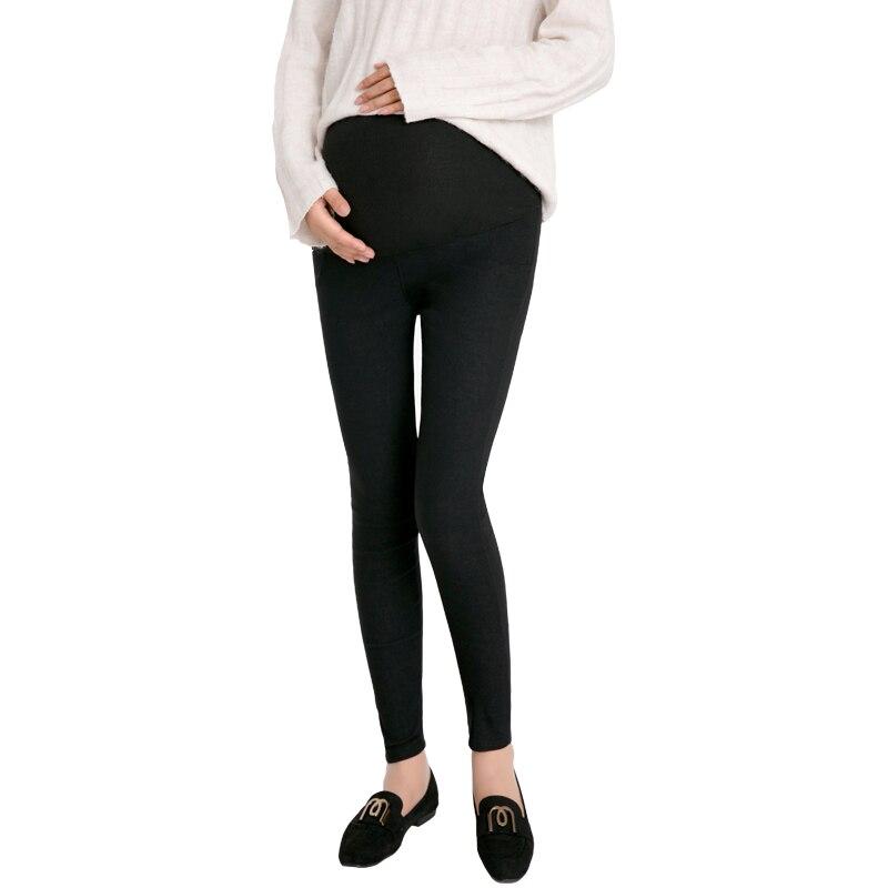 Maternity Pants Spring Thin Section Abdomen 2020 New Spring Wear Summer Trousers  Pregnant Women Leggings