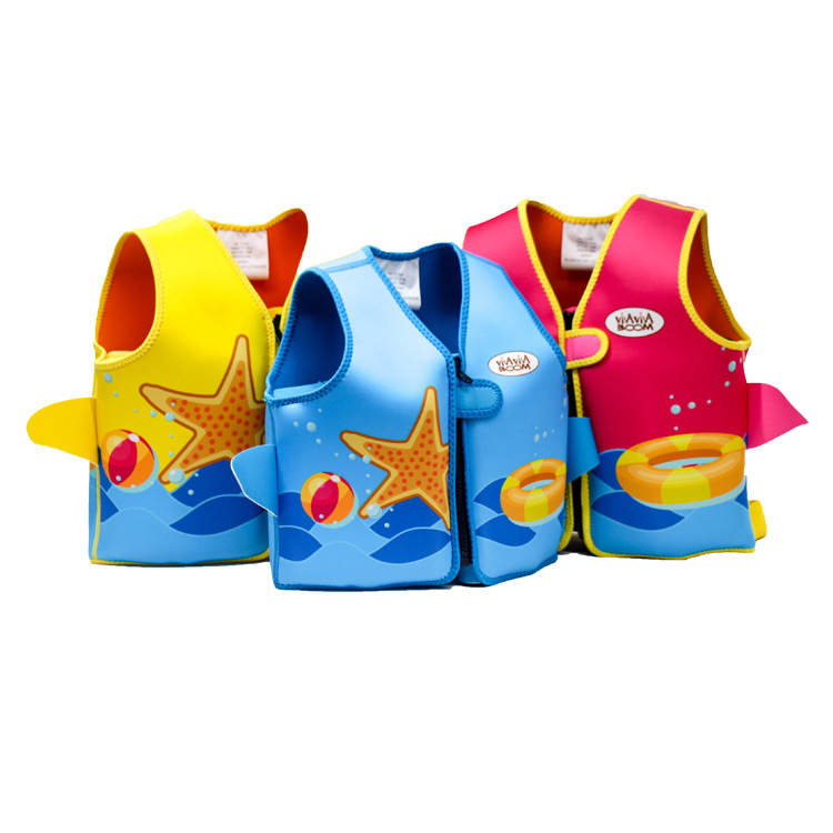 CHILDREN'S Life Jackets Industry Swimming Floating Vest Clothing Play With Water Safety Clothing Life Vest Learn Swimming Suit
