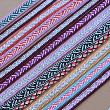 Free shipping 100% pure Cotton Bias Piping tape,bias Tape with cord,size:12mm,5yard,DIY sewing home textile