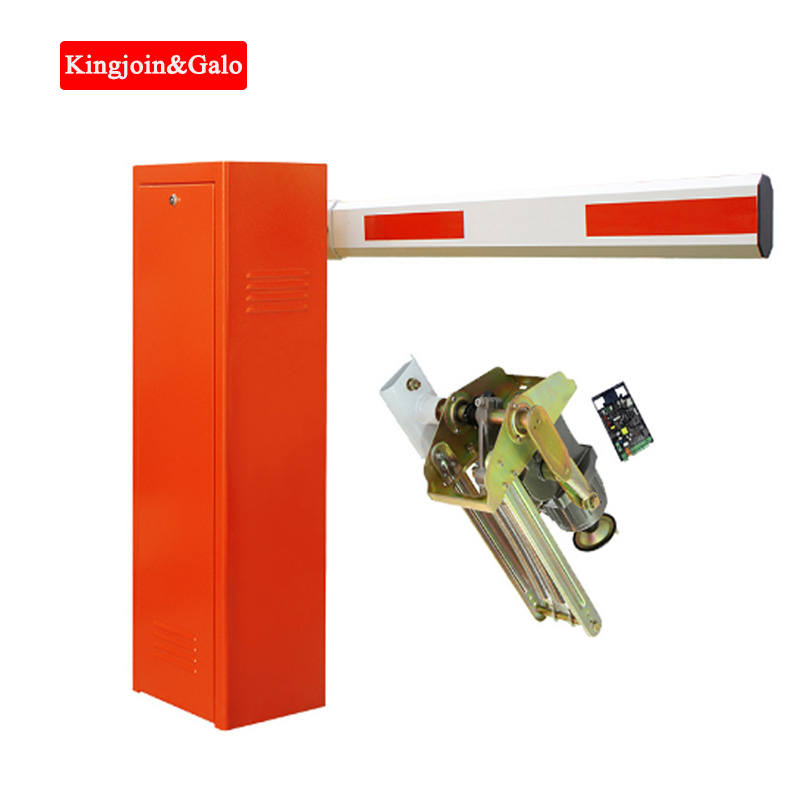 Automatic Parking System Boom Anti-collision Door Plastic Parking Lane For RFID Parking Control Intelligent Parking Equipment