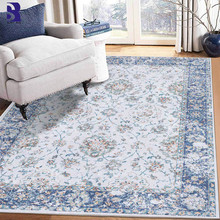 SunnyRain 1-piece Fleece Printed Area Rug for Bedroom Large Area Rugs for Living Room Kitchen Rug Washable goodgrain large area rug for kitchen bathroom