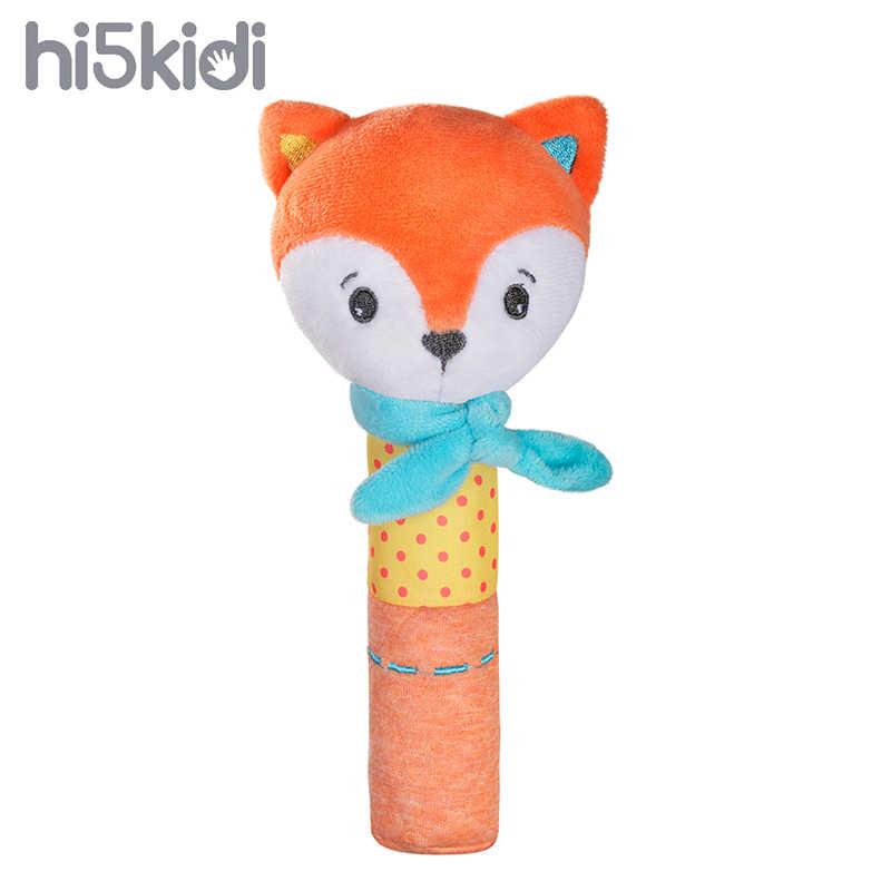 HI5KIDI שועל בעלי החיים קטיפה צעצוע אוסף תחביב בפלאש בובה ממולא צעצוע בובת טופר מכונה רך כותנה בפלאש צעצוע ילדים יום מתנה