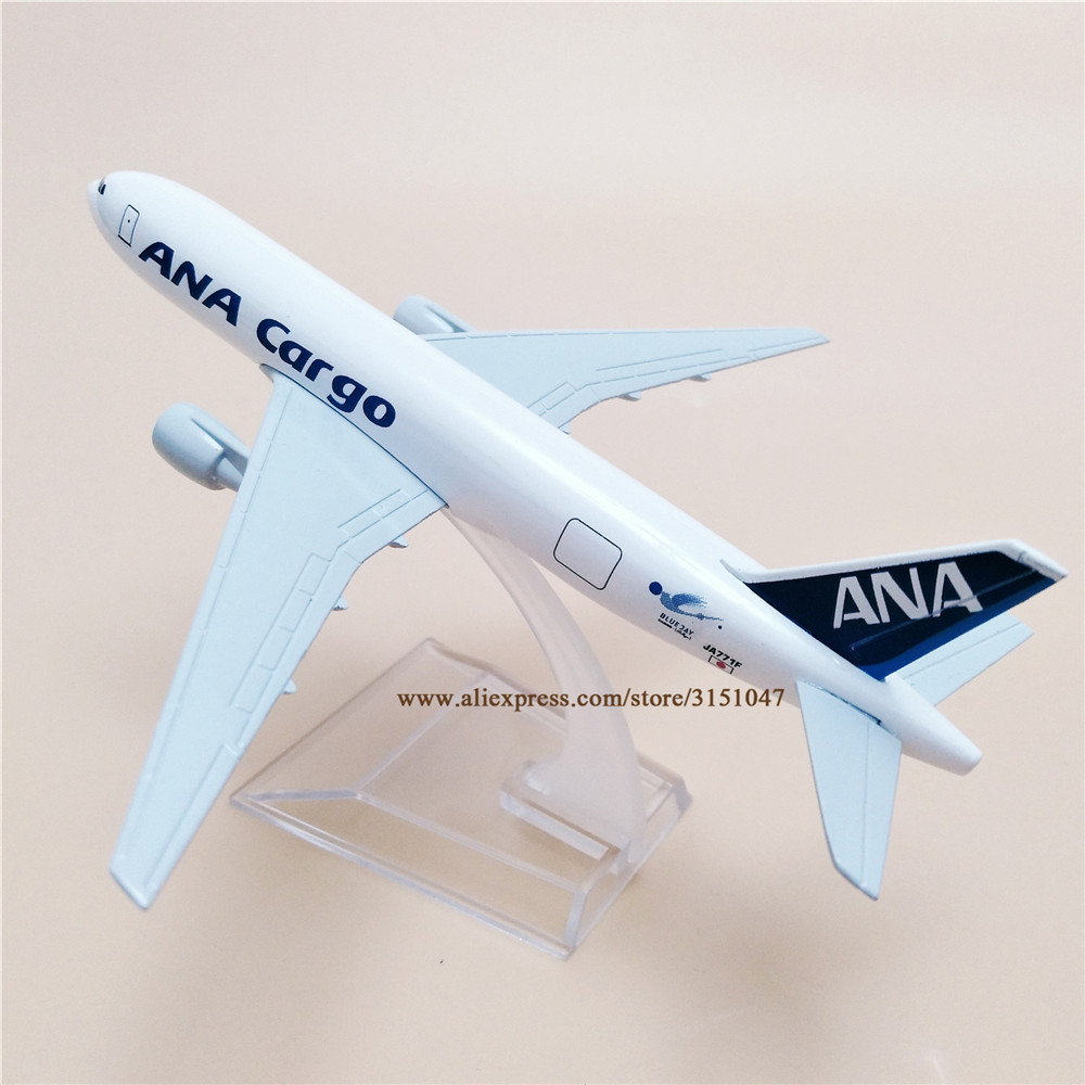 ANA Airlines Japan Boeing 767 Airplane 16cm DieCast Plane Model