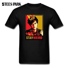 Tees Riverdale JUGHEAD Novelty T Shirt Teenage Short Sleeve Clothes Unique Men Oversized T-Shirt Crew Neck TV Series Printed(China)