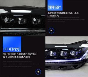Image 5 - Phare de voiture, phare pour Passat Magotan B8, phare tout en 2017, version européenne, 2019 ~ LED ans