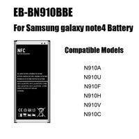 samsung note 3 PINZHENG Original Battery For Samsung Galaxy S4 S5 S6 Note 3 Note 4 B800BE B600BC EB-BN910BBE EB-BG900BBC EB-BG920ABE Batteries (5)