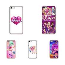 For Galaxy Grand A3 A5 A7 A8 A9 A9S On5 On7 Plus Pro Star 2015 2016 2017 2018 Transparent TPU Case Lolirock(China)
