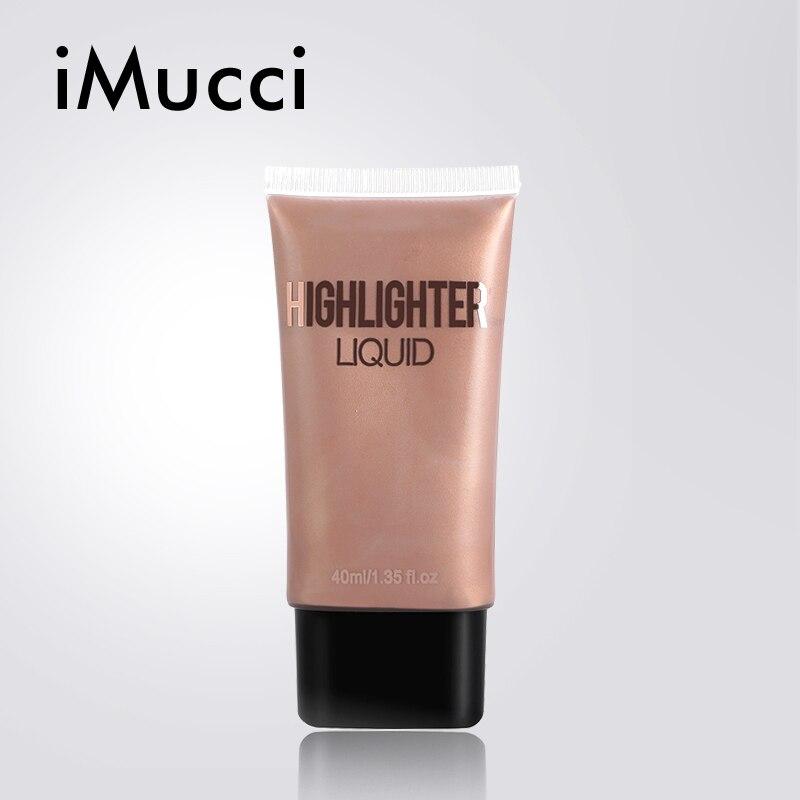 Imucci corretivo rosto corretivo primer base creme de correção facial hidratante natural cosméticos cobertura completa corretivo presente