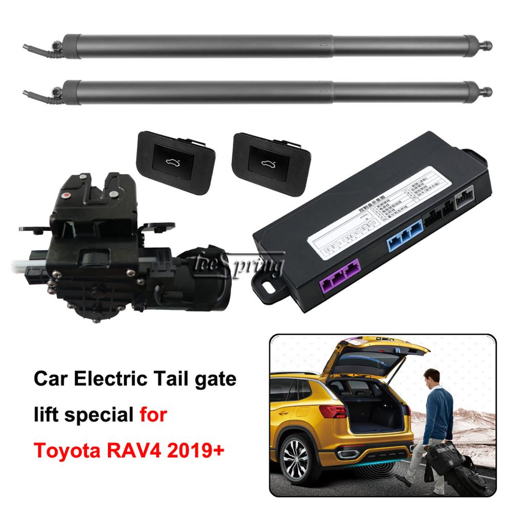 Car Electric Tail Gate Lift Special For Toyota RAV4 2019+ Easily For You To Control Trunk